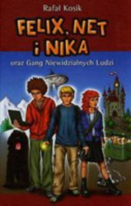 Felix, Net I Nika Oraz Gang Niewidzialnych Ludzi. Tom 1 - 2857038417