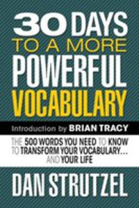 30 Days To A More Powerful Vocabulary - 2852913908