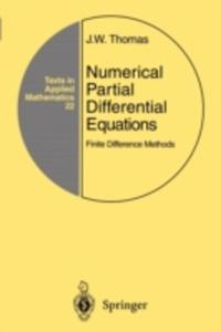 Numerical Partial Differential Equations: Finite Difference Methods - 2849513090