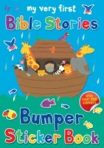 My Very First Bible Stories Bumper Sticker Book - 2850515887
