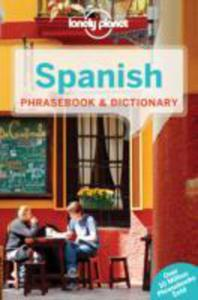 Lonely Planet Spanish Phrasebook & Dictionary - 2847190685