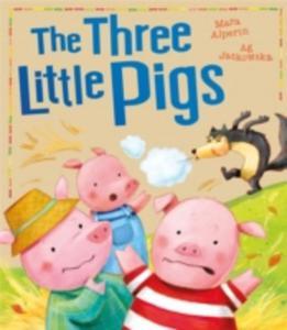 The Three Little Pigs - 2840015427