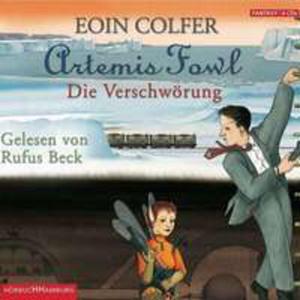 Artemis Fowl-die.. - 2842398355