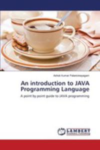 An Introduction To Java Programming Language - 2857151168
