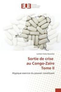 """Sortie De Crise Au Congo-za""""ire Tome II - 2857262719"""