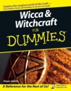 Wicca And Witchcraft For Dummies - 2847184446
