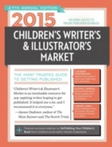 2015 Children's Writer's & Illustrator's Market - 2840061921