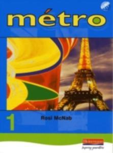 Metro 1 Pupil Book Euro Edition - 2860171356