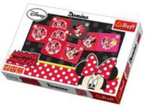 Gra - Domino Minnie Mouse Trefl - 2840168130