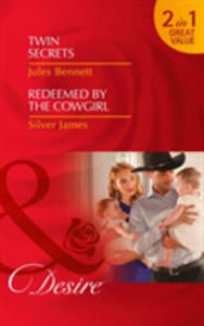 Twin Secrets: Twin Secrets (The Rancher's Heirs, Book 1) / Redeemed By The Cowgirl (Red Dirt Royalty, Book 5) (The Rancher's Heirs, Book 1) - 2849525689