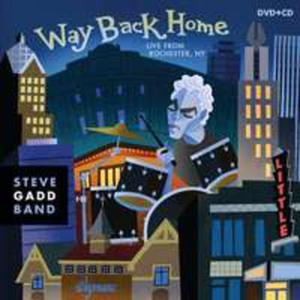 Way Back Home (3pc) (W/cd) - 2840471542