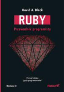 Ruby. Przewodnik Programisty. Wydanie II - 2840294762