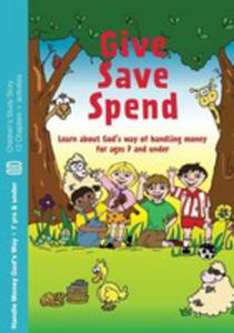 Give, Save, Spend - 2853023157