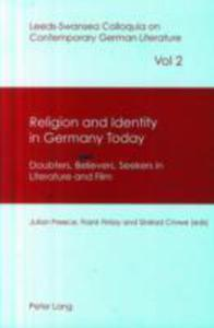 Religion And Identity In Germany Today - 2846081476