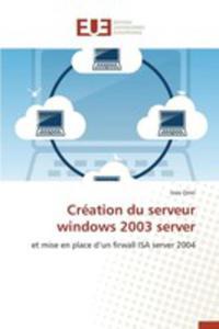 Creation Du Serveur Windows 2003 Server - 2852835358