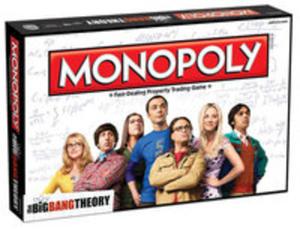 Monopoly The Big Bang Theory - 2846941890