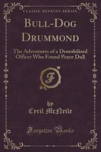 Bull-dog Drummond - 2853047306