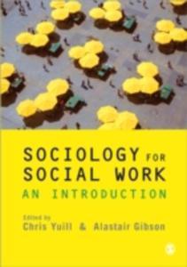 Sociology For Social Work - 2840073418