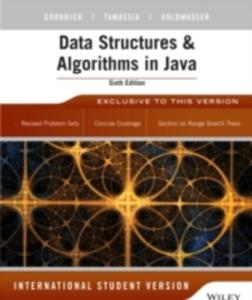 Data Structures And Algorithms In Java - 2840042920