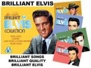 Brilliant Elvis: The - 2839390573