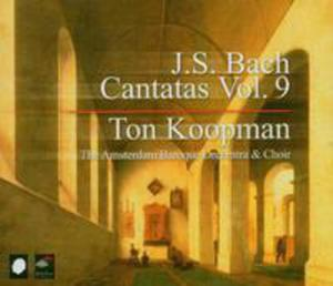 Complete Bach Cantatas 9 - 2845987093