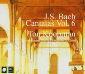 Complete Bach Cantatas 6 - 2845981108