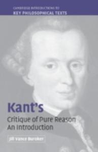 Kant's 'Critique Of Pure Reason' - 2849914811