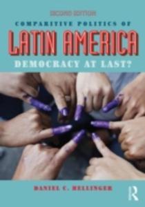 Comparative Politics Of Latin America - 2860205734