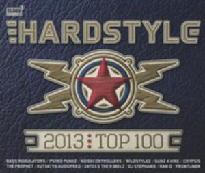 Hardstyle Top 100 2013 - 2839361720