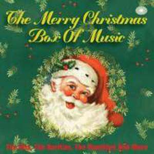 Merry Christmas Box Of.. - 2845354467