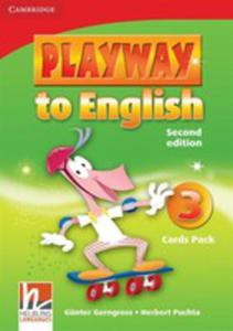 Playway To English 2nd Edition Level 3: : Cards Pack - 2839762806