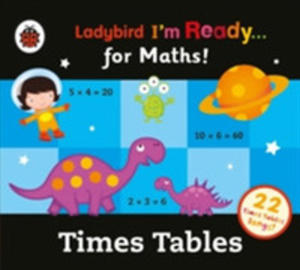 Ladybird Times Tables Audio Collection: I'm Ready For Maths - 2848641139