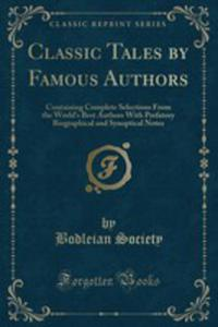 Classic Tales By Famous Authors - 2854877776