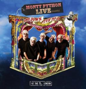Monty Python Live (Mostly): One Down Five To Go - 2840231111