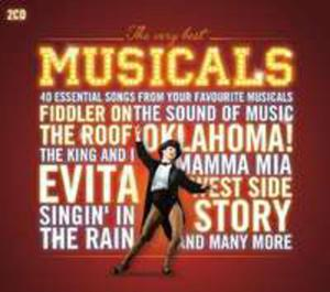 Very Best Musicals - 2840468185