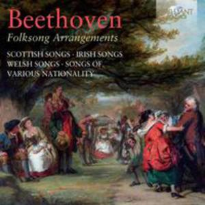 Beethoven: Folk Song Arrangements: - 2840084954