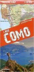 Trekking Map Jezioro Como 1:50 000 - 2840168349