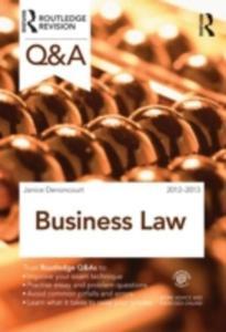 Q & A Business Law - 2849912217