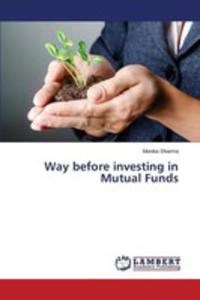 Way Before Investing In Mutual Funds - 2860649355