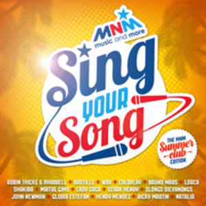 Mnm Sing Your Song - Summer - 2842386790