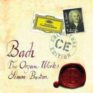 Bach Organ Works Collectors Edition - 2839261791