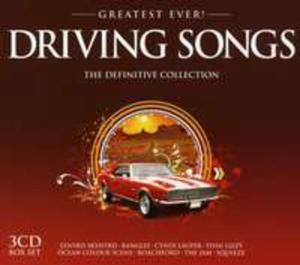 Driving Songs - Greatest Ev - 2839410459
