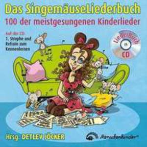 Das Singemause Liederbuch - 2842391286