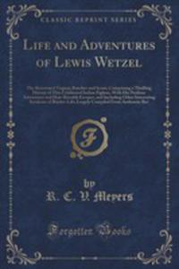 Life And Adventures Of Lewis Wetzel - 2852979118