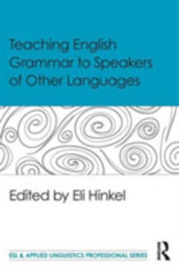 Teaching English Grammar To Speakers Of Other Languages - 2846075678