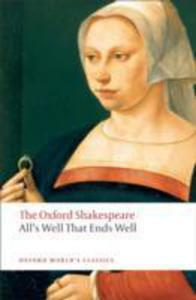 The All's Well That Ends Well: The Oxford Shakespeare - 2849904178