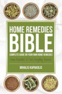 Home Remedies Bible - 2848630640