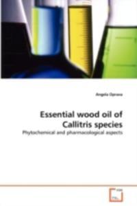 Essential Wood Oil Of Callitris Species - 2870722338