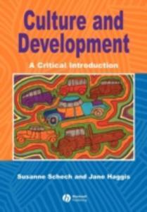 Culture And Development - 2839949573
