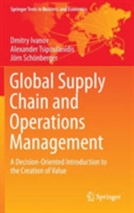 Global Supply Chain And Operations Management - 2844450910